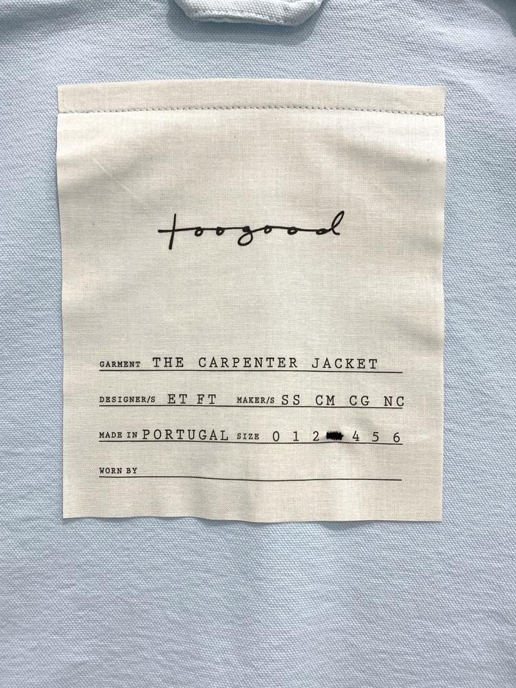 toogood</br>The Carpenter Jacket 3