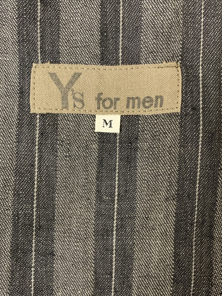 Y's for men</br>1980s
