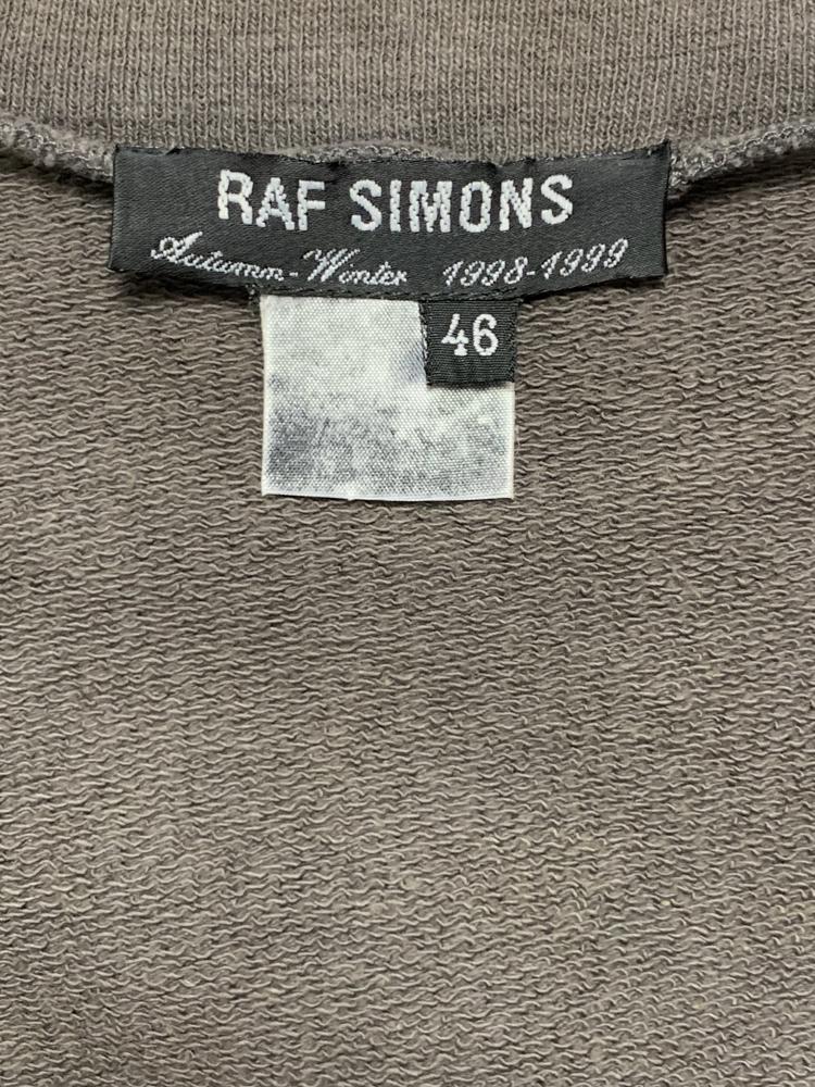 RAF SIMONS</br>1998-99 AW