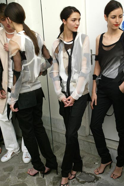 Helmut Lang</br>2003 SS