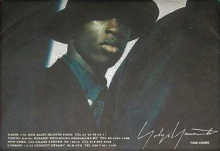 Yohji Yamamoto POUR HOMME</br>2001 SS
