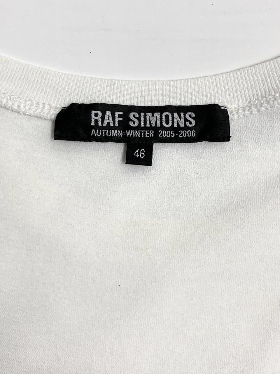 RAF SIMONS</br>2005-06 AW