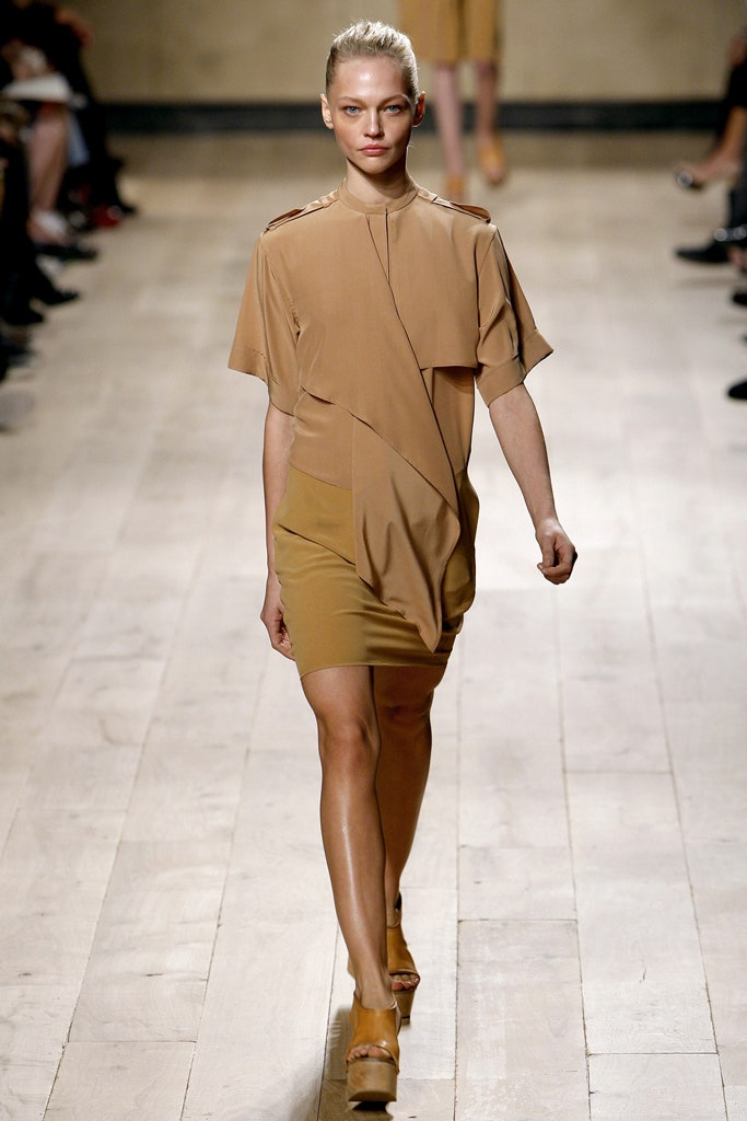 Phoebe Philo 1st collection for CELINE 2010