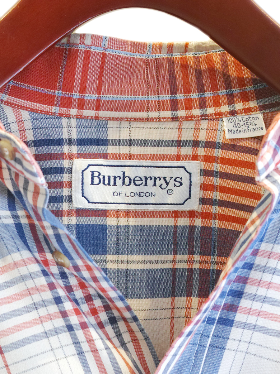 80s Burberrys