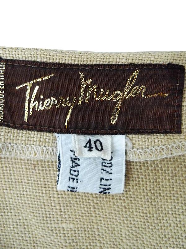 1970s Thierry Mugler