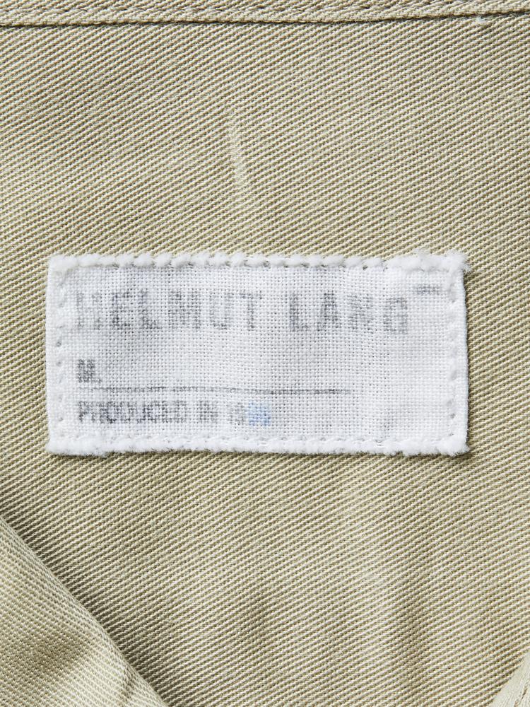 Helmut Lang</br>1998 SS