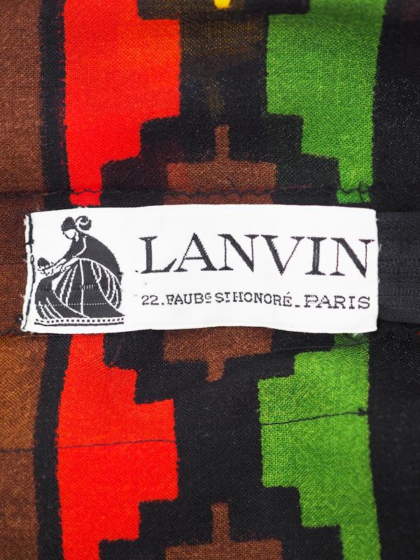 1960s Lanvin
