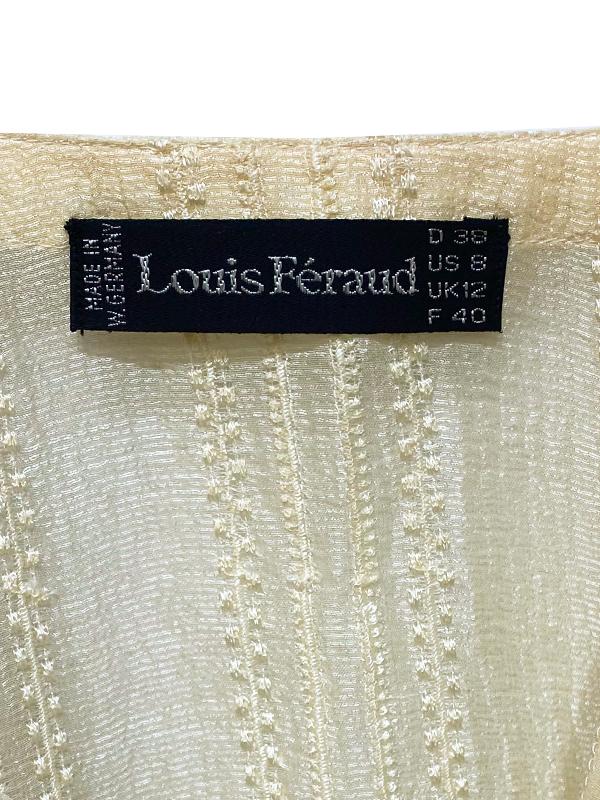 1980s Louis Feraud
