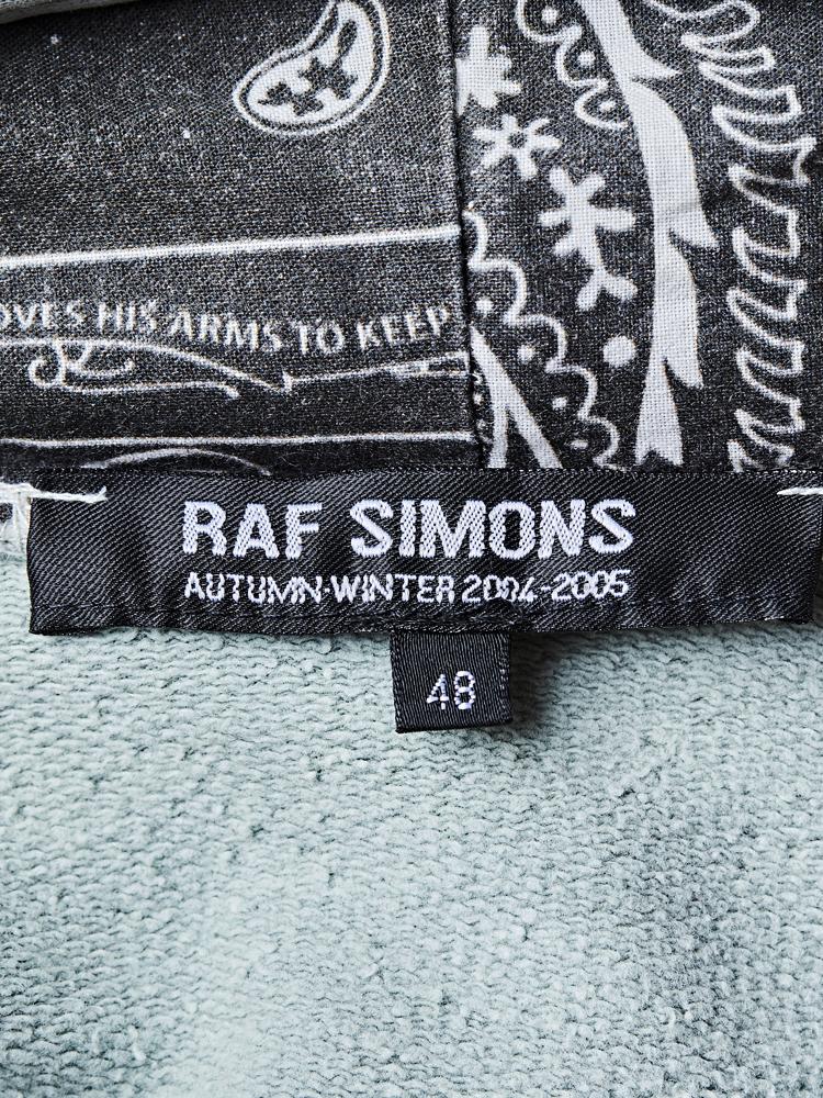 RAF SIMONS</br>2004-2005 AW