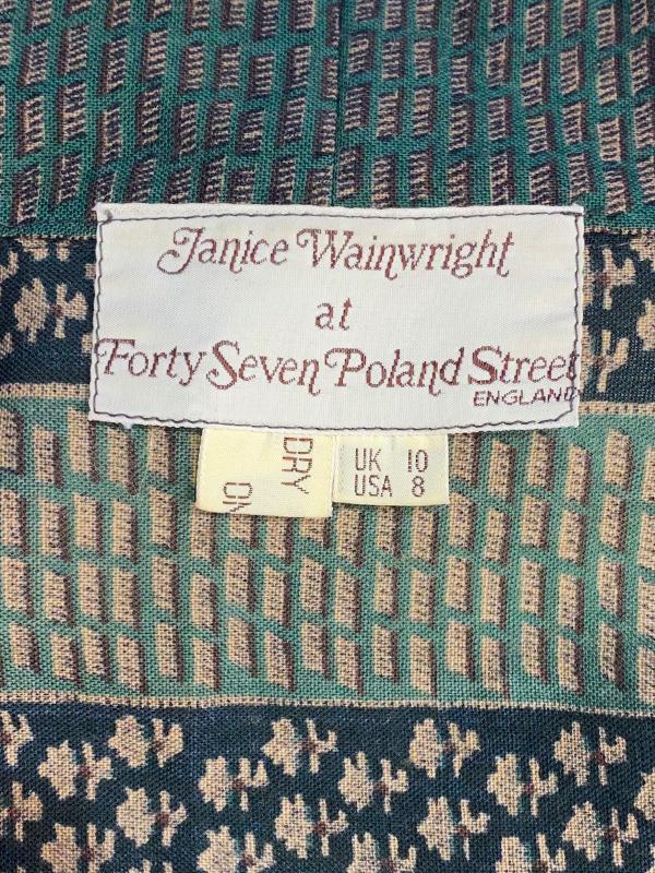 Early 1970s Janice Wainwright