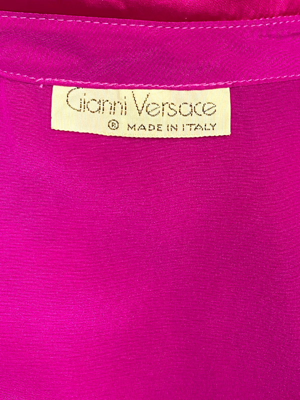 1980s Gianni Versace