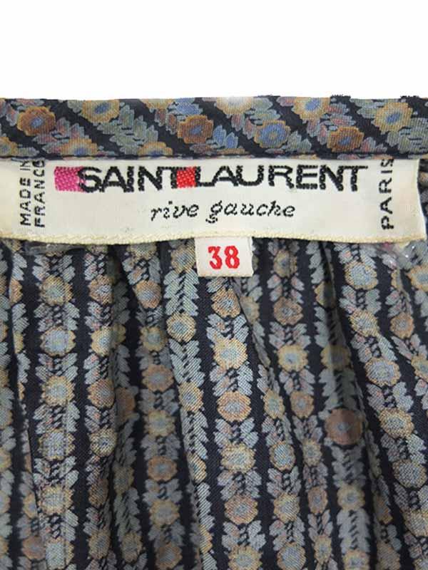 1976-77s Yves Saint Laurent