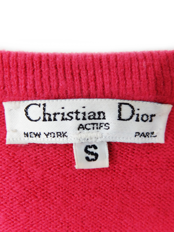 1980s Christian Dior