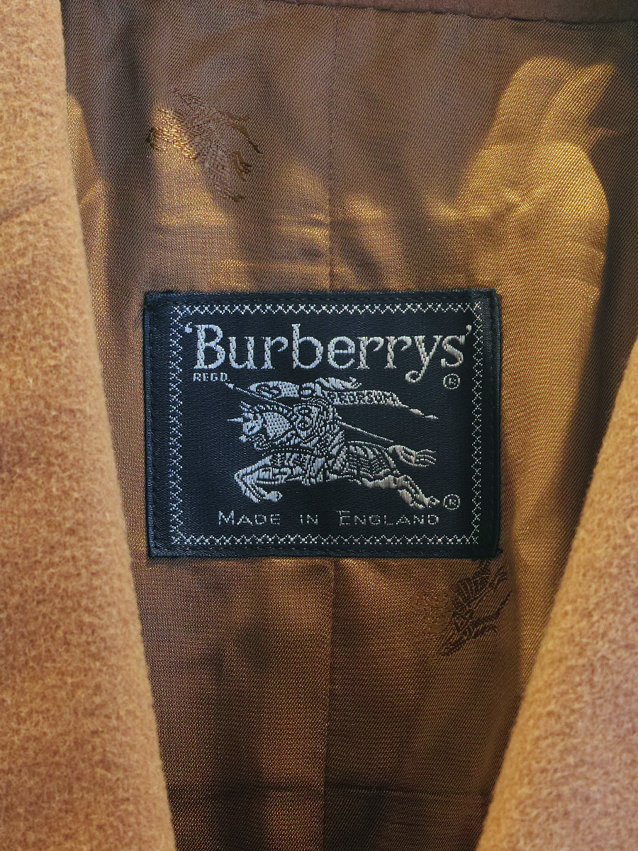 80s Burberry's