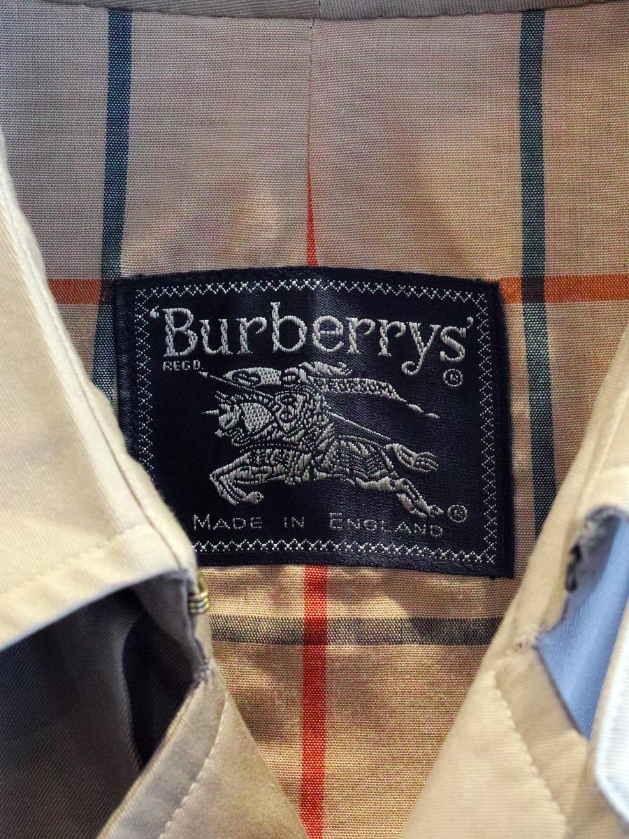 1980s Burberry's