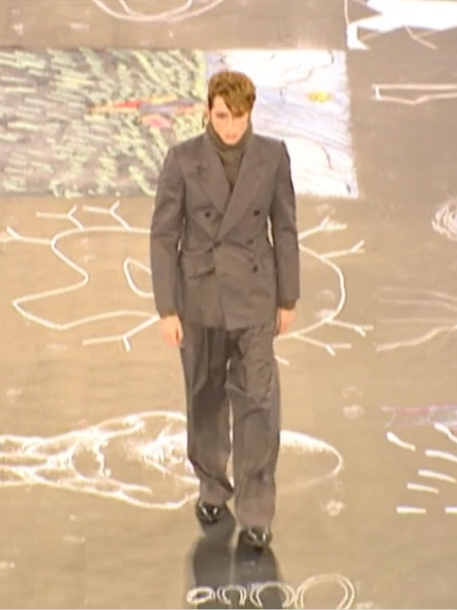2003AW Dries Van Noten