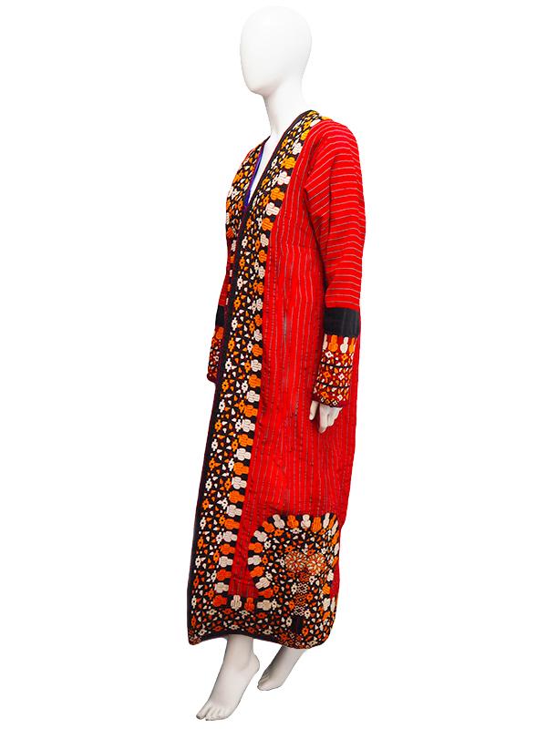 1950-60s Turkmen vintage