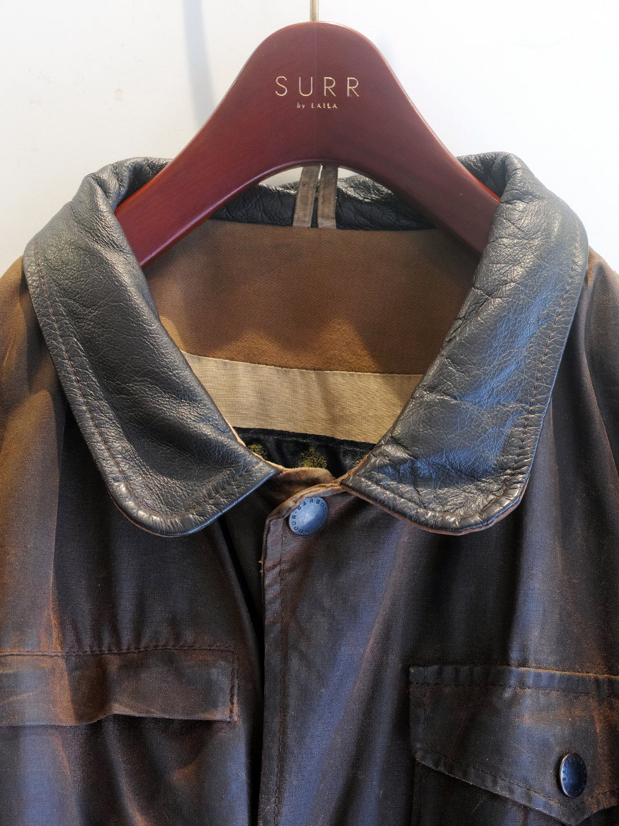 80s Barbour