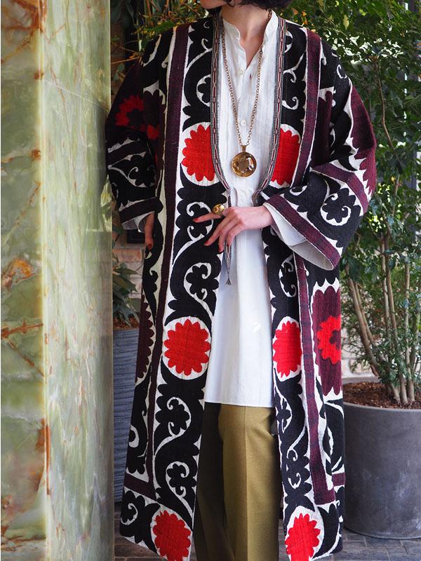 1970s Uzbek vintage