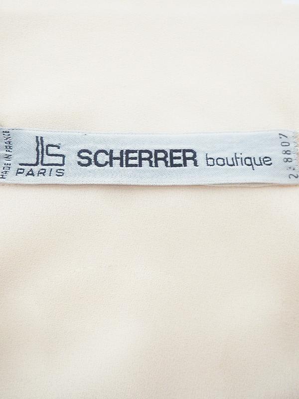 1980s Jean Louis Scherrer