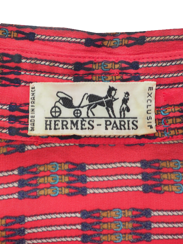 Early 1980s Hermes