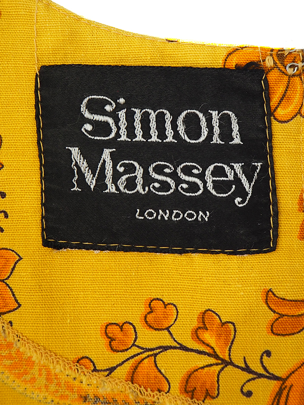 1960s Simon Massey by Janice Wainwright