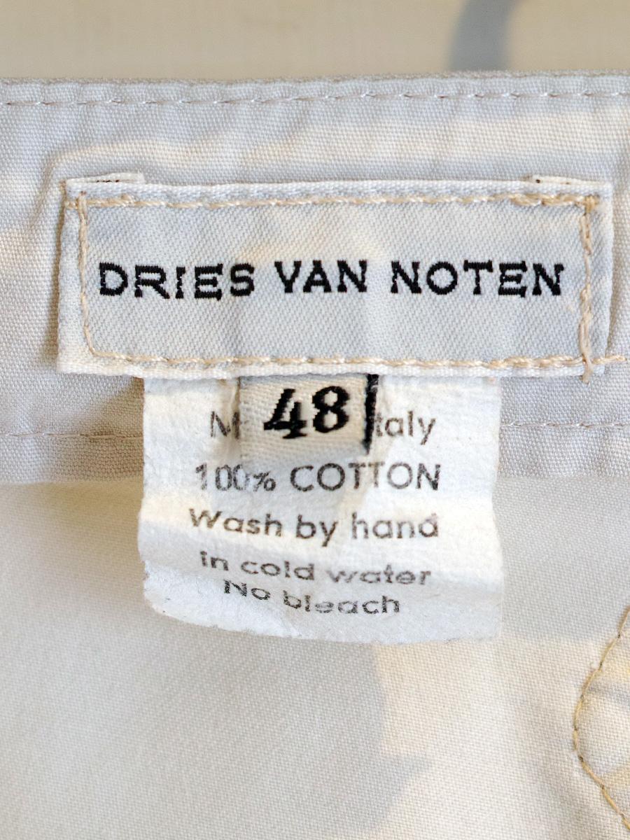 2001SS Dries Van Noten