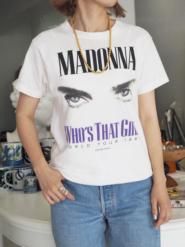 1987s Madonna tour T-shirt