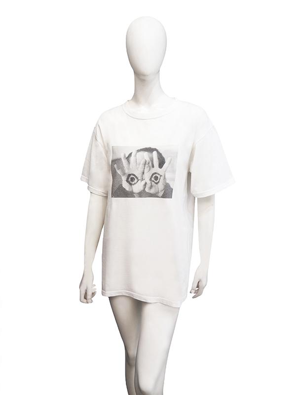 1990s Taro Okamoto T-shirt