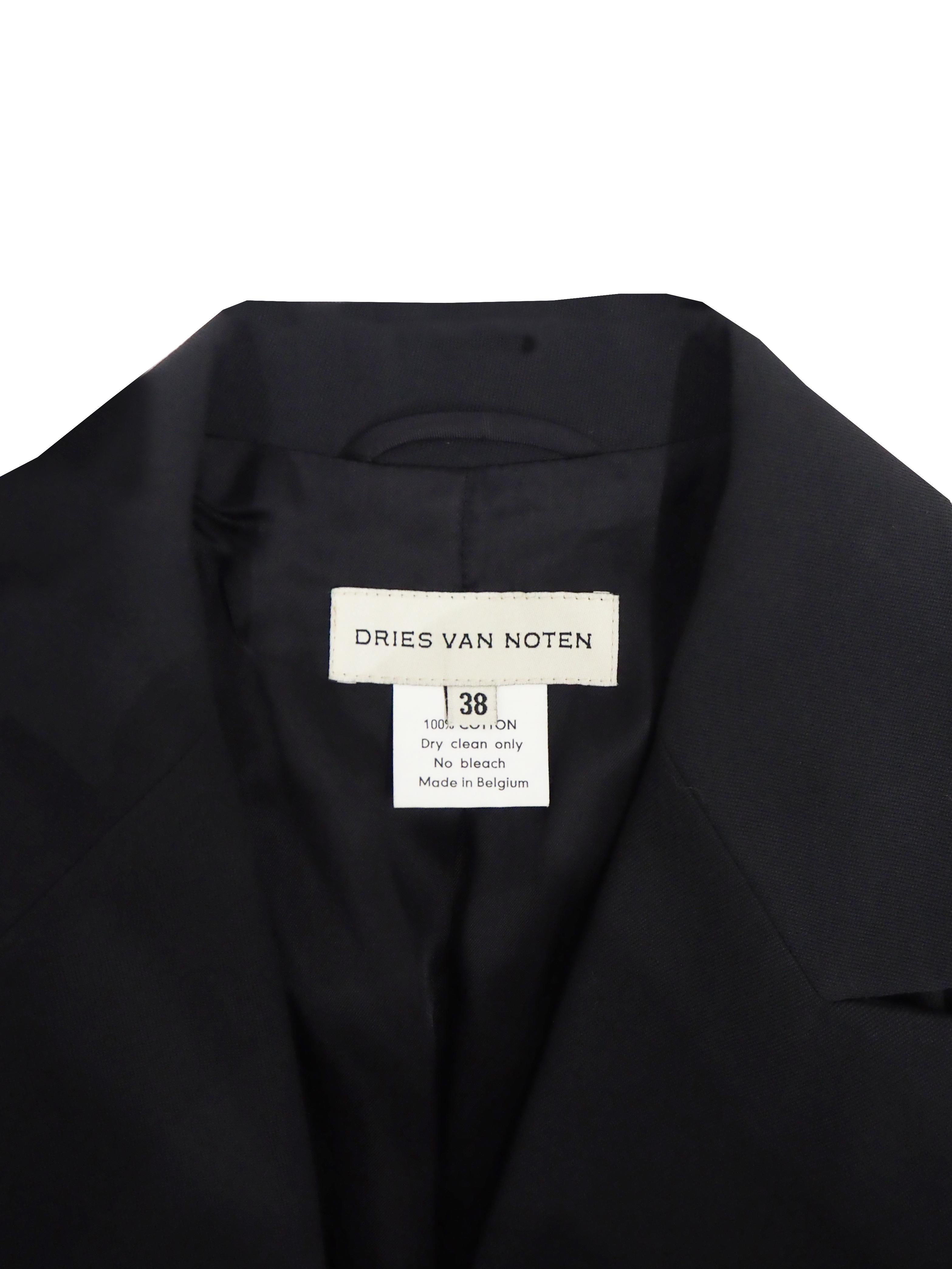 Early 2000s Dries Van Noten