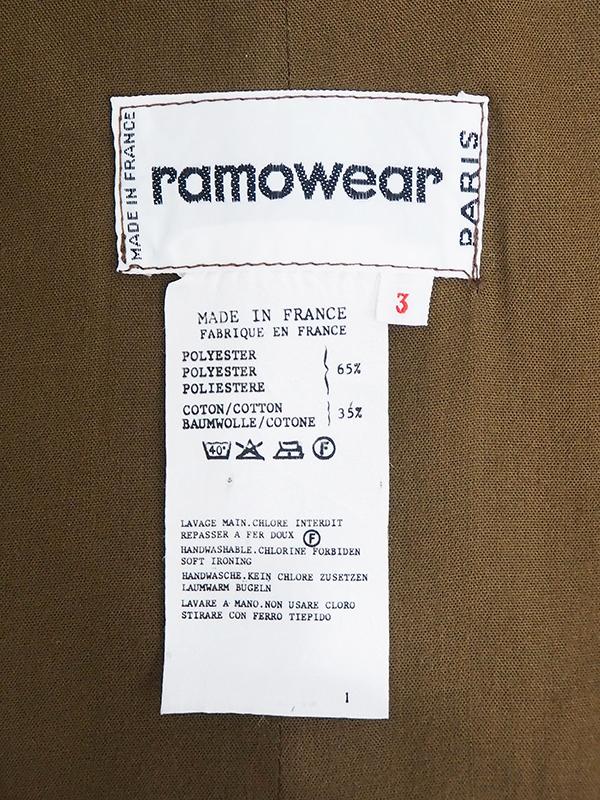 1980s Ramowear