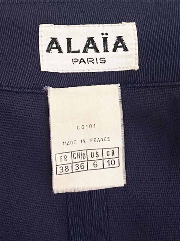 1980s Alaia